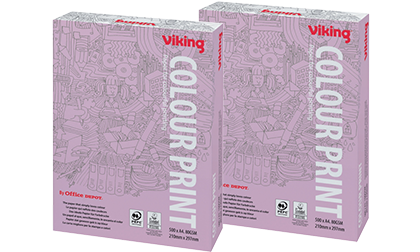 Externe communicatie - Viking Colour Print