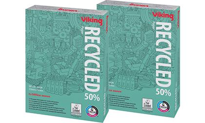 Ecologische redenen - Viking Recycled